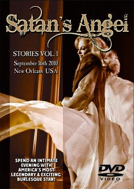 Satans Angels DVD Design by N.A.I. Multimedia Studios Austin TX