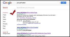 Jerry Jeff Walker - #1 Google Search Result