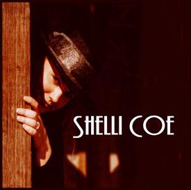 Shelli Coe Wings Vol.1 CD Design by N.A.I. Multimedia Studios Austin TX
