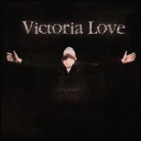 Victoria Love CD Design by N.A.I. Multimedia Studios Austin TX