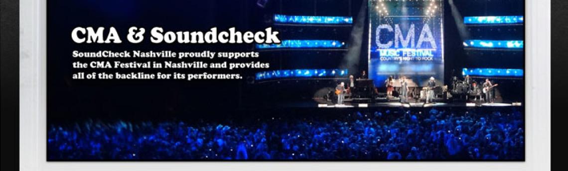 Soundcheck Nashville… and Austin… and Houston!